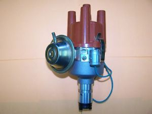 Distributor with vacuum advance VW aircooled Beetle and Type 2